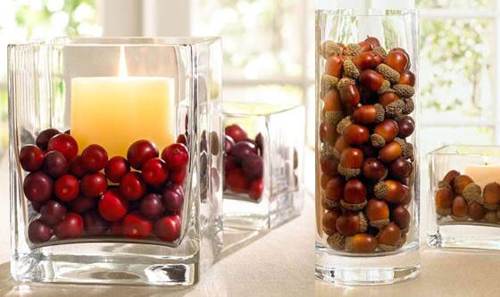 Conosciuto Candele natalizie - Decorazioni natalizie con candele KT13