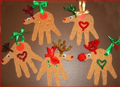 Lavoretti Di Natale Per Bambini Con Cartoncino.Lavoretti Di Natale Bellissimi Lavoretti Di Natale Per Bambini